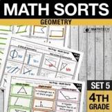 Math Sorts - Geometry