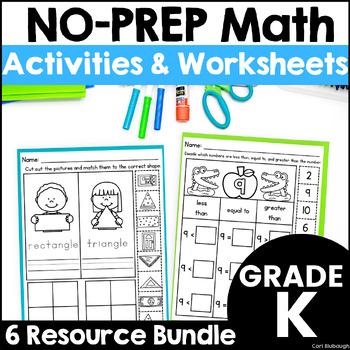 Math Sorts Complete Bundle