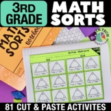 3rd Grade Math Sorts   3rd Grade Math Games   Math Interac