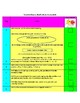 Math Souvenir for How To Close Read and Annotate a Math Word Problem