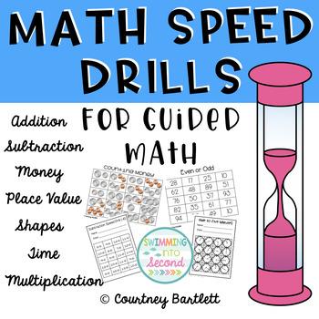 Math Speed Drills