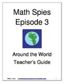 Math Spies Episode 3 Teacher's Guide