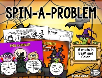 Math: Spin-a-Problem