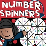 Number Spinners