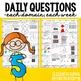 Math Moves: 3rd Grade Math Spiral Review