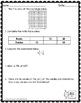 Math Spiral Review Worksheets JANUARY 6th Grade Math