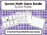 Spoons Math Game Bundle