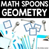 Geometry Math Spoons Game