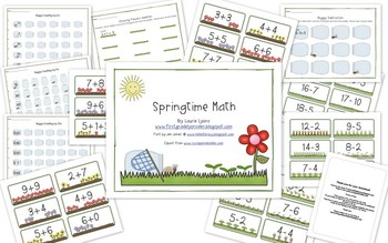 Math: Springtime Math
