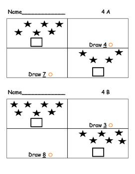 Math Sprints- Fluency Practice