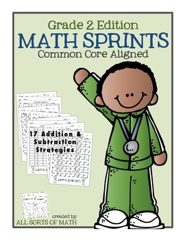 Math Sprints {Grade 2 Edition}