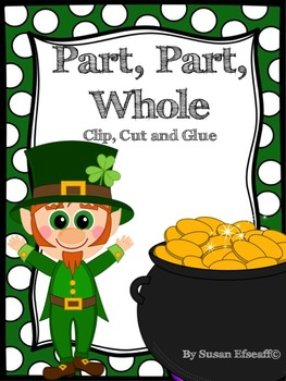 Math Bundle - St. Patrick's Day Place Value Fun