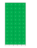 Math---Stamp Game Manipulatives  (colored tiles)
