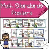 Math Standards Posters - 2nd Grade