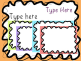 """5th Grade: Virginia SOL """"I can.."""" Statements - Learning Intentions (Math & LA)"""