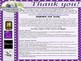 6th Grade Math Standards Cards