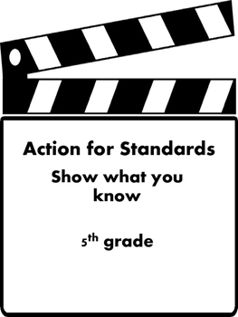 Math Standards for 5th grade