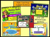 Math State Test Prep Bundle   5 Promethean ActivInspire Flipchart Lessons
