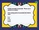 Math State Test Task Cards