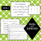 Math Station Boards 3rd Grade Foundations of Number