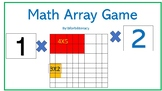 Math Station Game-Array Game- Bilingual