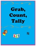 Math Station: Grab, Count, Tally
