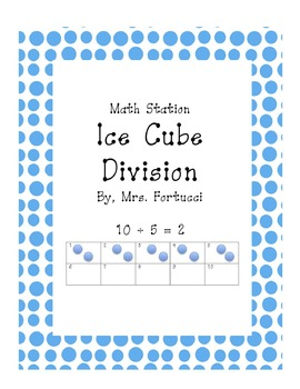Division Math Station