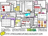 Math Station MEGA Pack! 3-5