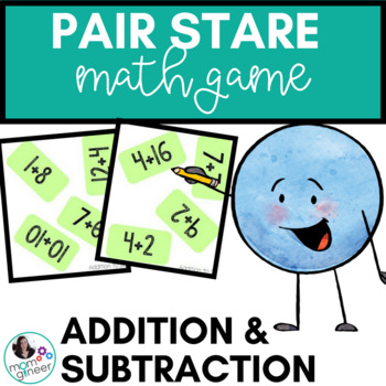 Math Game Addition Subtraction