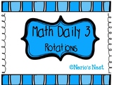 Math Station Rotations