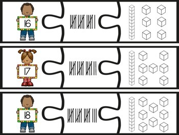 Math Station: Tally Marks and Base Tens