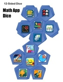 Math Stations App Dice