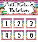 Math Stations Rotation Management Pack