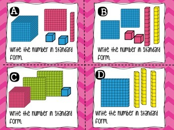 Math Stations STAAR Prep