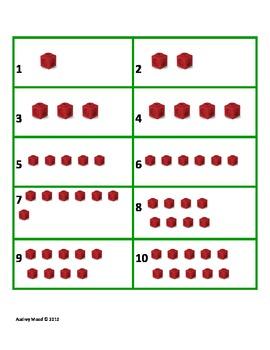 Math Stations Unit 1A