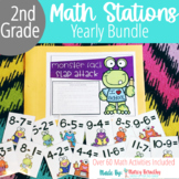 Math Stations Yearly Bundle