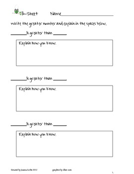 Math Stations for Common CORE 1.NBT.1 and 1.NBT.2 (Owl theme)