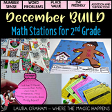 BUILD Math Centers for Second Grade DECEMBER