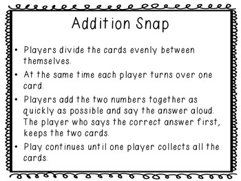 Math Stations/Games: Using Dice, Cards and Counters
