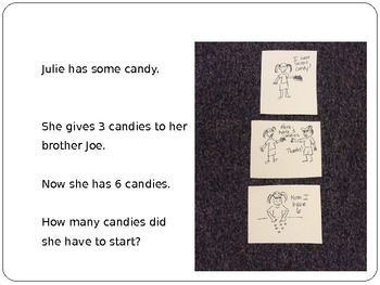 Math Stories - A New Way for Students to Build Mathematical Thinking!