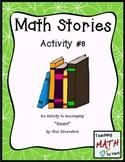 Math Stories - Activity #8