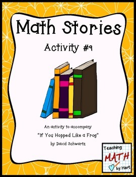Math Stories - Activity #9
