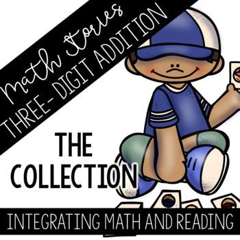 Math Stories: Three Digit Addition