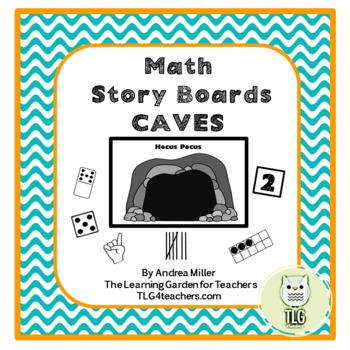 Math Story Board--Cave
