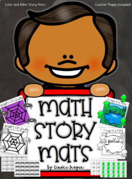 Math Story Mats by Kinder League