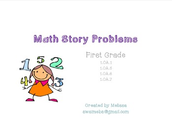 Math Story Problems