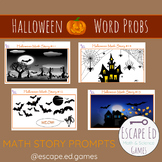 Math Story Prompt Images - Math Word Problems created by S