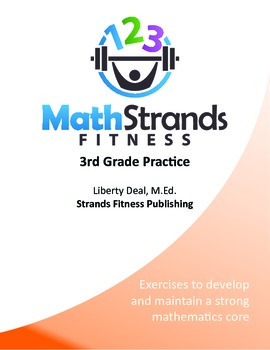 Math Strands Fitness (PDF) 3rd Grade Practice