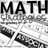 Math Strategies 3rd-5th