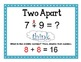 ADDITION Strategies - Math Posters